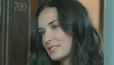 """Mrs. Kutcher"" Demi Moore returns to Twitter, asks for name change ideas"