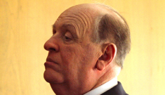 First look at Anthony Hopkins in character as Alfred Hitchcock: OMG!