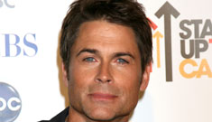 Fires rage throughout southern CA; Rob Lowe saves neighbors