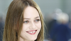 Is Vanessa Paradis fooling around with some dude & is Johnny Depp jealous?