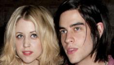 Peaches Geldof, 23, gave birth to baby boy Astala Cohen this week