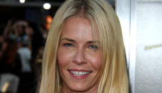 Chelsea Handler is still bad-mouthing Angelina Jolie in interviews, surprise