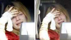 Is Mischa Barton losing her sh*t, she wants to kill her dog!