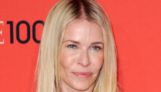 Chelsea Handler in white at the Time 100 event: haggard   or just fine?