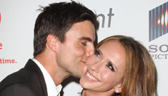 Jennifer Love Hewitt is hooking up with her 'Client  List' co-star Collin Egglesfield