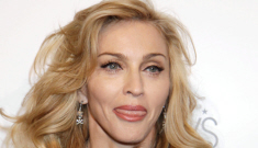 """Madonna: """"I don't watch television… everyone's a bit contest-obsessed"""""""