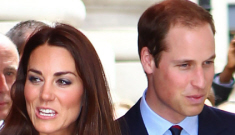 Duchess Kate in a royal blue Rebecca Taylor suit: gorgeous or boring?