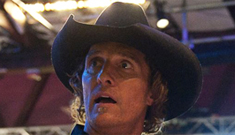Matthew McConaughey designed his own assless pants for 'Magic Mike'