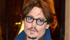 Johnny Depp spent $50K on his son's 10th b-day, didn't invite Vanessa Paradis
