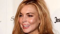 Lindsay Lohan was 6 hours late for 'Glee', and she was unprepared, cracked-out