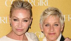 Ellen DeGeneres and Portia take opposite sides in Melissa Etheridge's custody battle