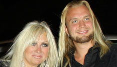 Linda Hogan, 52, on how she picked up her then 19 yo boyfriend at the beach