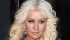 """Christina Aguilera deemed """"a total bitch"""" by the UK boy-band The Wanted"""