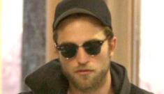Robert Pattinson & Kristen in Vancouver for inevitable 'Breaking Dawn' reshoots