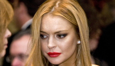 Lindsay Lohan's White House Corres. Dinner gown: busted or appropriate?