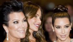 Sofia Vergara versus Kim Kardashian: who looked worse at the Corres. dinner?