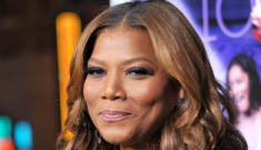 Will Queen Latifah come out of the closet (officially) at a CA Gay Pride Festival?