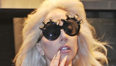 Us Weekly: Lady Gaga dumped her hot piece, Taylor Kinney, to focus on her tour