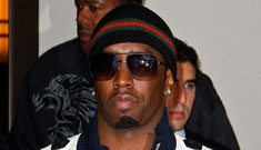 Diddy: I wasn't black enough for Tropic Thunder; women should wax