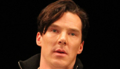 Benedict Cumberbatch promotes 'Sherlock' in NYC: would you hit it?
