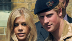 Prince Harry & Chelsy Davy are reportedly having 'no strings attached' sex again