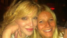"""Goop told Courtney Love to lose weight: """"You are your own advertisement"""""""