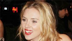 Scarlett Johansson in D&G at the Met Gala: unkempt or understated princess?