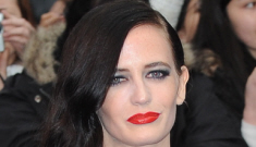 Eva Green vs. Helena Bonham Carter: who looked better at the UK premiere?