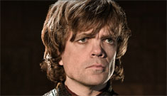 Peter Dinklage smolders on the cover of Rolling Stone