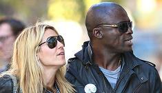 Heidi Klum says her honeymoon with Seal isn't over