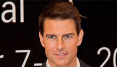 Tom Cruise is dying to be wedding planner for Isabella and her CO$ boyfriend