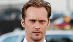 Alexander Skarsgard, Taylor Kitsch & Liam Neeson: who would you rather?