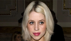Peaches Geldof posts adorable photos of grinning baby Astala on Twitter