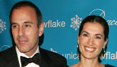 What is Matt Lauer's son's name? Say again (update)