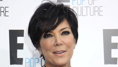"""Kris Jenner denies that her giant lips were from a  procedure: """"It's really crazy"""""""