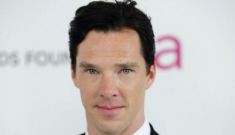 "Benedict Cumberbatch isn't whining: ""Because I'm posh, I do get cast in posh roles"""