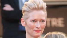 Cannes: Tilda Swinton leads the fashion parade at the 'Moonrise Kingdom' premiere