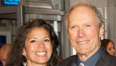 """Dina Eastwood admits that Clint's """"not doing cartwheels"""" over their reality show"""