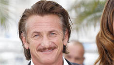 "Sean Penn blasts journalists at Cannes: ""'The whole f'ing world abandoned Haiti"""