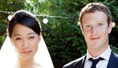 Mark Zuckerberg married his long-time girlfriend Priscilla Chan in Palo Alto