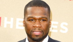 50 Cent has thoughts about gay marriage, gay dudes groping him in elevators