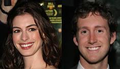 Anne Hathaway's new boyfriend is a 'loser'