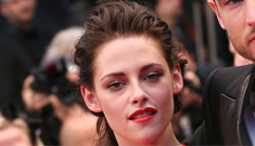 Kristen Stewart wears Reem Acra to Rob Pattinson's Cannes premiere: lovely?