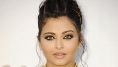 Aishwarya Rai covers up her criticized figure at Cannes amfAR gala: still gorgeous?