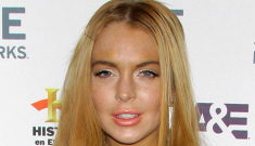 Lindsay Lohan finally got her 'Dick' (Burton): Aussie actor Grant Bowler