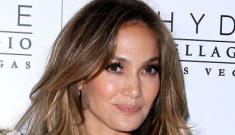 Jennifer Lopez does Vegas with her boy-toy Casper &   her ex, Marc Anthony