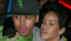 Rihanna only ended things with Chris Brown after he refused to dump Karrueche