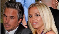 Britney's fiance Jason Trawick's video message in bed: sweet or too personal?