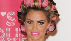Katie Price's most glamorous photo op ever: hilarious perfection?