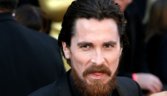 Christian Bale went on a date with Drew Barrymore once, when they were teenagers
